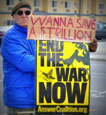 End war now