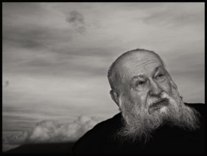Hermann Nitsch by Augusto De Luca.